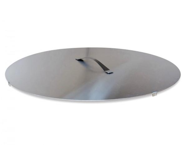 Deckel für Feuerschale Logi ø 79 cm aus Edelstahl