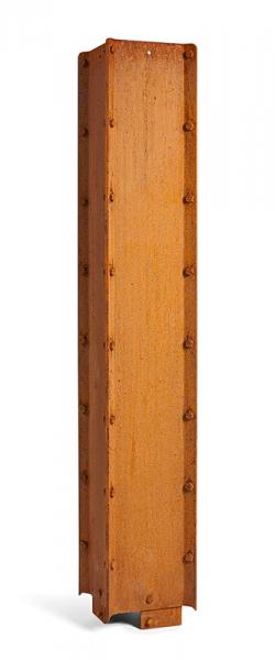 RB73 Bijuga Rauchrohr 100 cm