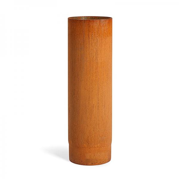 Ulkouni Rauchrohr 50 cm aus Corten