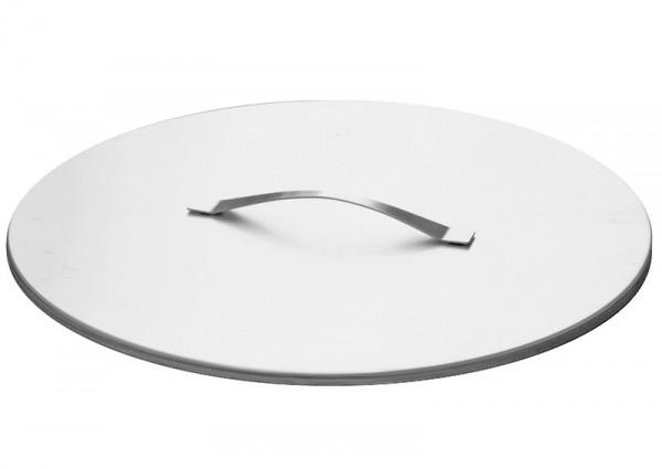 Deckel für Feuerschale Cacus ø 63 cm aus Edelstahl