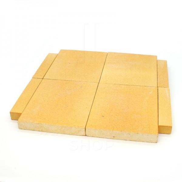 RB73 Quaruba XL Bodensteine aus Schamotte